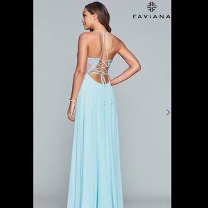 Faviana Spring 2019 Homecoming/Prom Dress
